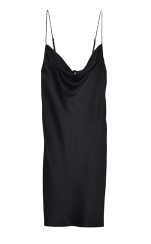 Nili Lotan Jade Tunic in Black Dresses