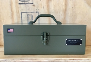 Best Made Best Made 15inch Toolbox Men's