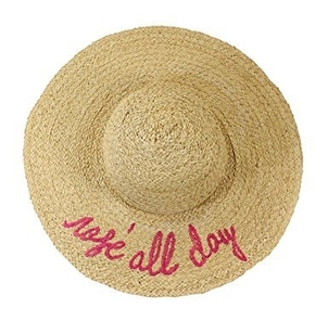Hat Attack Rosé All Day Sunhat Accessories