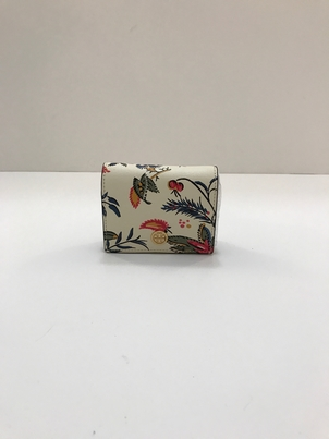Tory Burch Floral Mini Wallet Bags