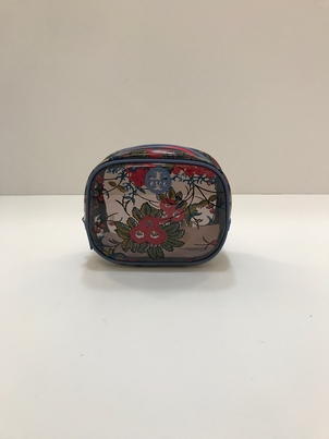Tory Burch Floral Cosmetic Case Accessories