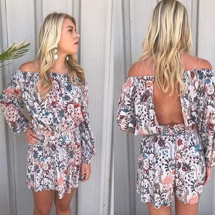 Free People Pretty and Free One Piece Jumpsuits / Rompers Sale