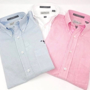 M. Dumas & Sons House Branded Palmetto Sport Shirts & Polos Tops