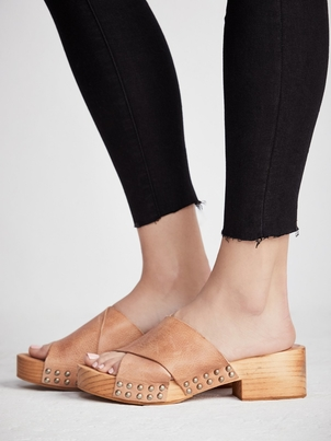 Free People Sonnet Clog Sale Shoes