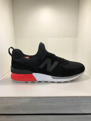 New Balance Trainers in Black Shoes
