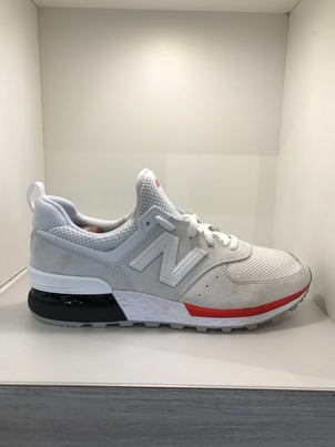 New Balance Trainers in White Shoes