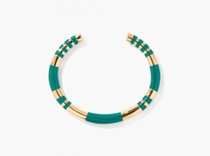 Aurélie Bidermann Positano Green Bracelet Jewelry