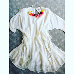 Camilla and Marc Camilla and Marc Ivory Dress - ON SALE Dresses Sale