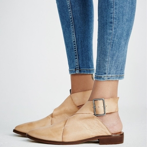 Free People Bryce Wrap Flat Shoes