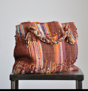 Just Say Native Rag Rug Purse Accessories