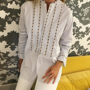 Jupe by Jackie It's all in the Details Tops