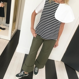 Sea Sail on Over Pants Shoes Tops