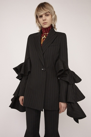 Ellery Perfect Pitch Jacket Outerwear