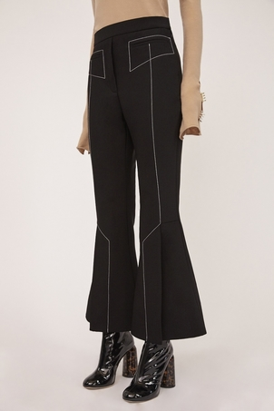 Ellery Align Cropped Flare