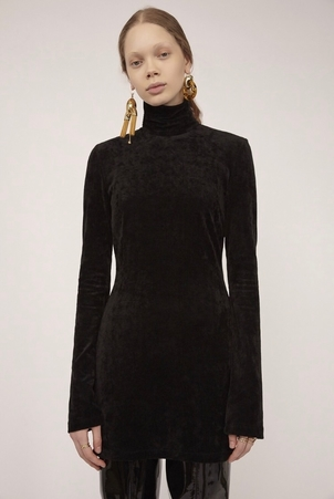 Ellery Abigail Funnel Neck Dress Dresses