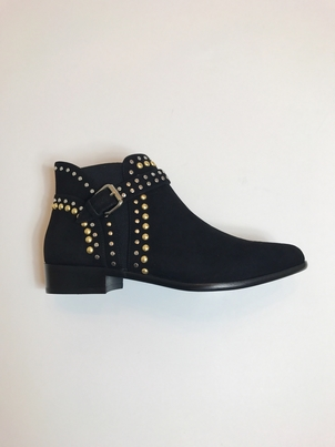 Tabitha Simmons TABITHA SIMMONS SUEDE STUDDED BOOT Shoes