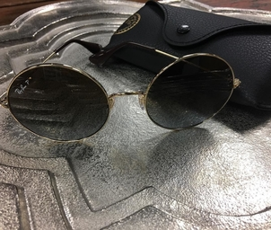 Ray Ban Polarized Rounders Accesories