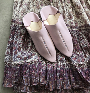 JSN Shoes Just Say Native Light Lavender JSN Shoes Shoes