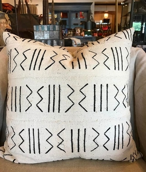 Mudcloth Pillows Home decor