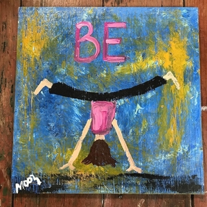 Just BE Painting Home decor