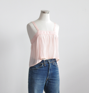 Just Say Native Pink Cami Top Tops