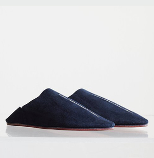JSN Shoes Just Say Native Navy Nubuck Shoe Shoes