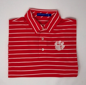 Southern Tide Clemson Southern Tide Polo Tops