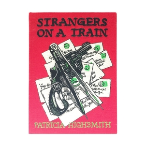 Olympia Le-Tan Strangers on a Train Clutch Bags