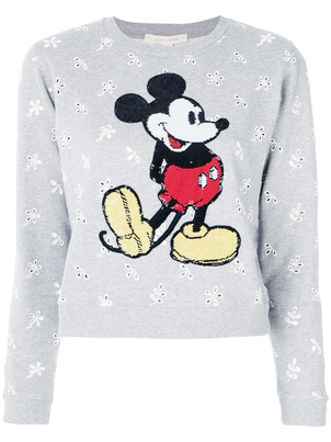 Marc Jacobs Mickey Mouse Sweater