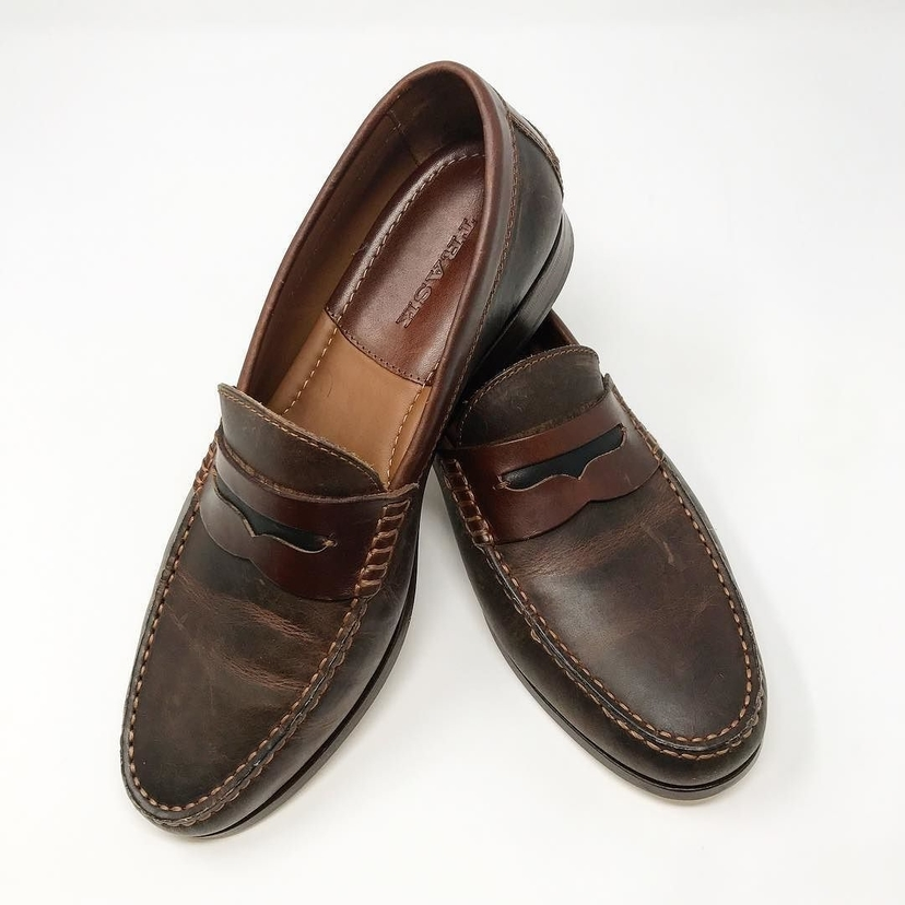 Trask Trask Penny Loafers Shoes
