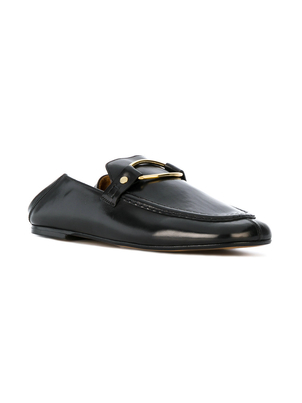 Isabel Marant Ferlyn Loafers in Black Shoes