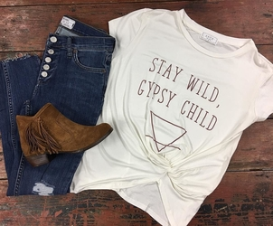 Free People Minnetonka Sage the Label Stay Wild, Gypsy Child Pants Shoes Tops