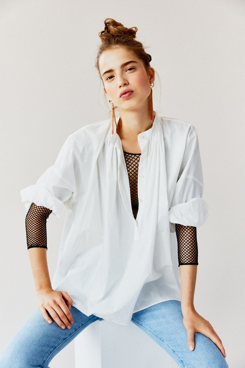 Free People Hey Baby Top Tops