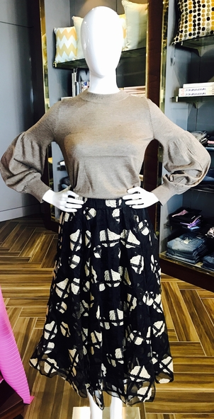 Co Co Top and Skirt Tops