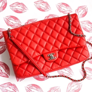 Chanel Chanel Quilted Small 3 Accordion Flap Bag Bags