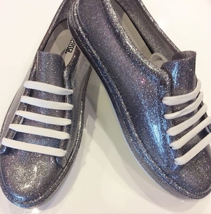 Melissa Glitter Sneakers Shoes