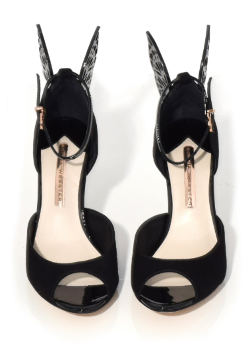 Sophia Webster Flutura Sandal will give you wings. Shoes