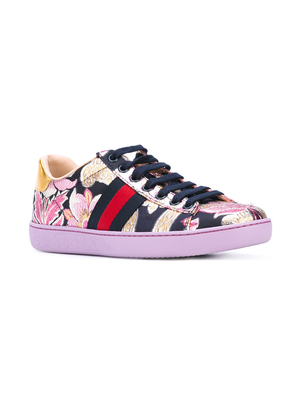 Gucci Brocade Sneakers Shoes