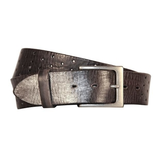 Embrazio Perforata Handmade Leather Belt Accessories