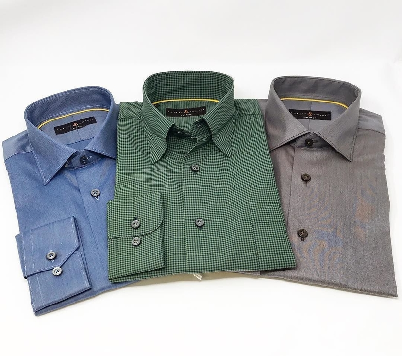 Robert Talbott Dress Shirts