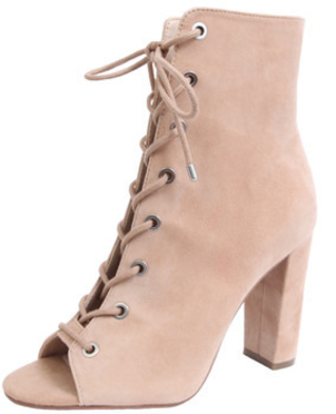 BCBGeneration Ripley Lace-Up Bootie Shoes