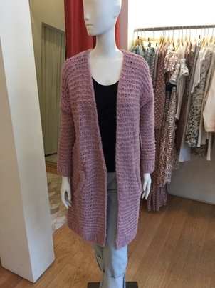 Apiece Apart Nepenthe Long Cardigan Tops