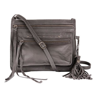 Embrazio Media Lightweight Leather Crossbody Bag Bags