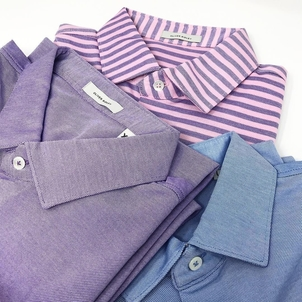 Oliver Ridley Performance Polos Tops