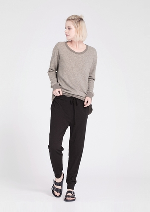 Wilt Cropped Sweat-pant