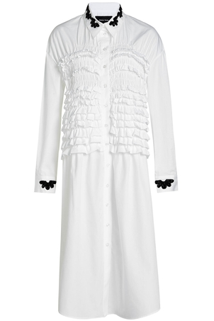 Simone Rocha Simone Rocha Shirt Dress Dresses