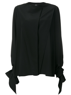 Givenchy Givenchy Tie Sleeve Blouse  Tops
