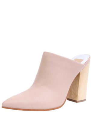 Dolce Vita Enyo Pointed Toe Mule Shoes