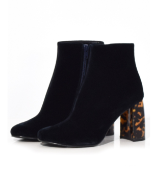 Stella McCartney Ankle Boot in Night Blue Shoes