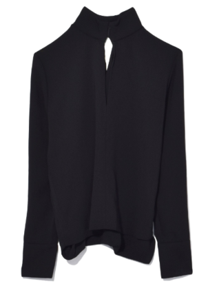 By Malene Birger Alimara Top in Black Tops